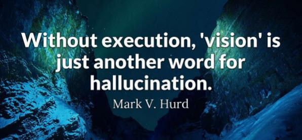 Servant Leaders Execute the Plan